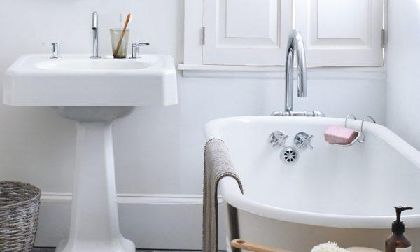 Banyo Temizliğine 5 Dakika Yeter