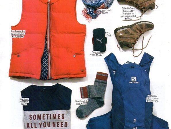Soğuk Havalarda Giysi Seçimi