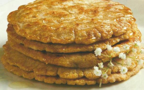 Portakallı ve Cevizli Vegan Pankek Tarifi
