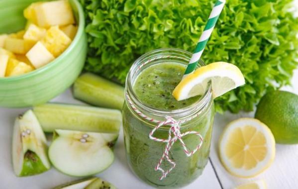 Evde Juice diyetiyle 3 günde incelin