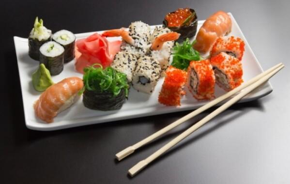 Japon yemeği sushi'nin Türkiye'de popülaritesi çok arttı
