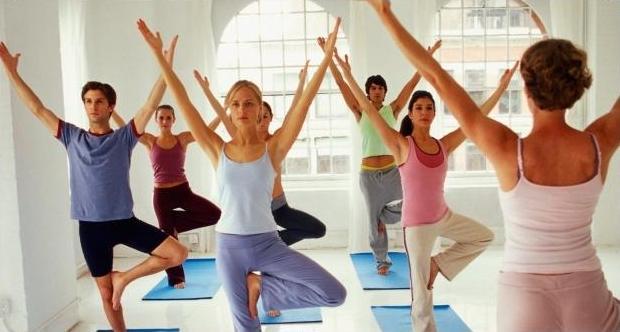 Stresinizi Yogayla Atın