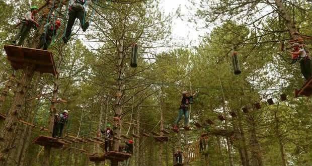 Eğlencenin Yeni Adresi Narven Macera Parkı