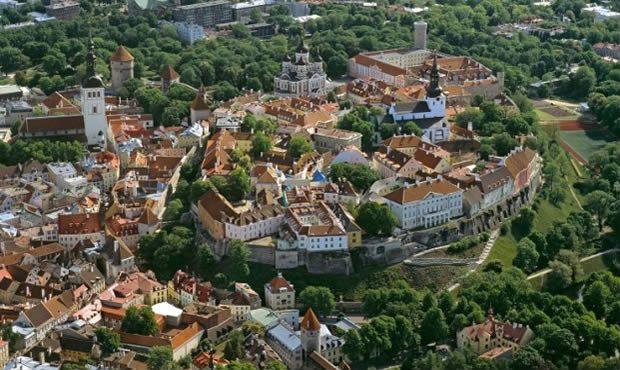 Estonyada Gezilecek Yerler