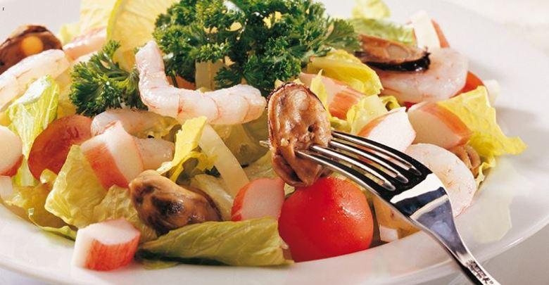 İtalyan Deniz Ürünleri Salatası