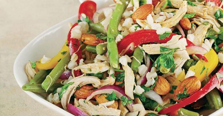 Sağlık ve Diyet İçin Salata Tarifleri