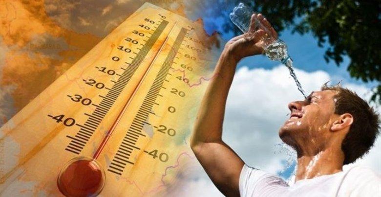 İnsanlık Rekor Sıcaklıklarla Boğuşuyor