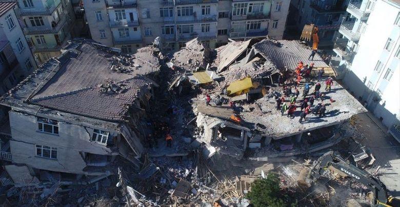Deprem bölgesinde dönüşüm seferberliği başladı