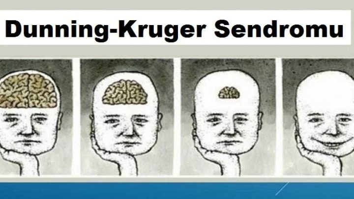 Dunnig- Kruger sendromu!